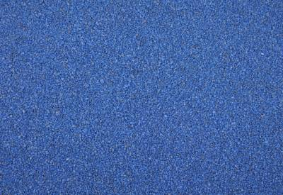 Cobalt Blue Pigmented Quartz 0.7-1.2mm